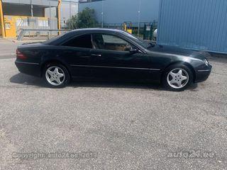 Mercedes-Benz CL 500 5.0 V8 220kW
