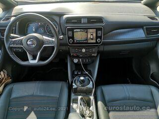 Nissan LEAF Tekna 40kwh 90kW
