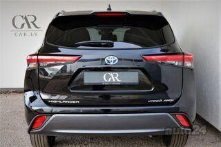 Toyota Highlander 2.0 140kW