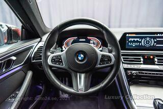 BMW M850 i xDrive 4.4 V8 390kW