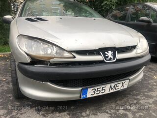 Peugeot 206 1.4 50kW