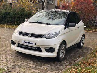 Aixam Coupe Premium Kubota 6kW