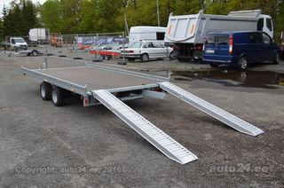 STEMA CARRIER XL Autoveotreiler + platvorm