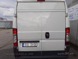 Peugeot Boxer 2.2 81kW