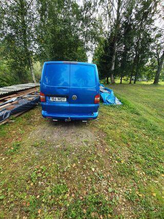 Volkswagen Transporter 1.9 TDI 77kW