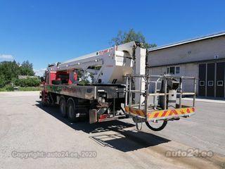 Scania 92 9.0 R6 185kW
