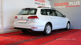 Volkswagen Golf Variant 1.6 TDI 85kW