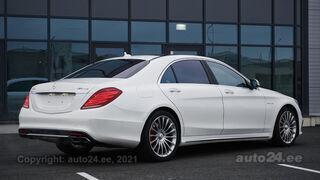 Mercedes-Benz S 63 AMG LONG 5.5 430kW
