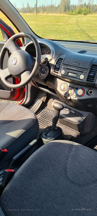 Nissan Micra 1.2 R4 59kW