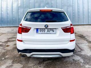 BMW X3 Xdrive XLine M-rool 2.0 135kW