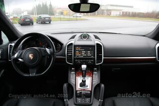 Porsche Cayenne 3.0 TDI 180kW