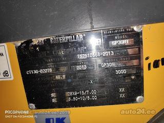 CAT / Caterpillar Vastukaalutõstuk GP30NT R4