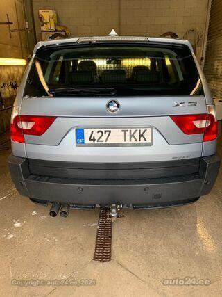 BMW X3 3.0 155kW