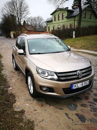 Volkswagen Tiguan 2.0 TDI 103kW