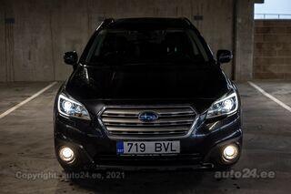 Subaru Outback Summit 2.5 129kW