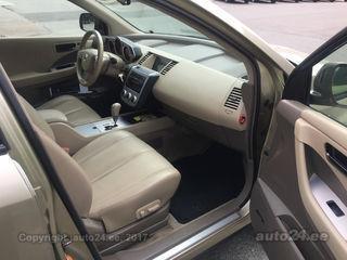 Nissan Murano Executive ATM 3.5 172kW