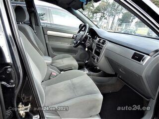 Chevrolet Lacetti Comfort 1.6 R4 80kW