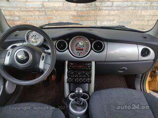 MINI Cooper 1.6 85kW