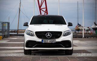 Mercedes-Benz GLE 63 S 5.5 430kW