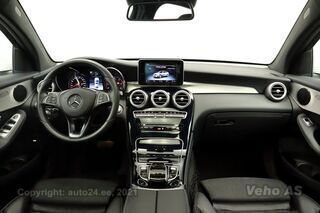 Mercedes-Benz GLC 250 d 4Matic Coupe 2.2 150kW