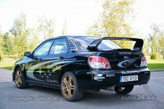Subaru Impreza Wrx Sti look 2.0 118kW