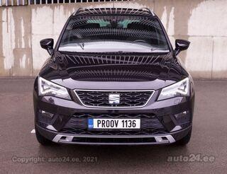 SEAT Ateca Elegance 4Drive 2.0 R4 TDI CR 140kW