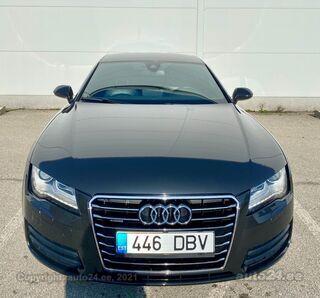 Audi A7 QUATTRO 3.0 TDI 180kW