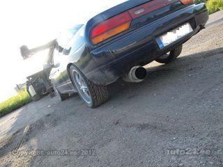 Nissan 200SX 1.8 turbo 124kW