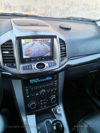 Chevrolet Captiva 2.2 135kW