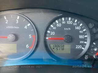 Nissan Navara 2.5 128kW