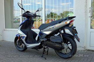 Kymco Super 8 50i