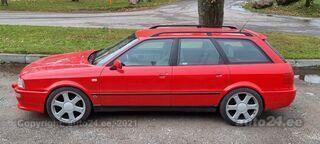 Audi 80 Quattro 2.8 V6 128kW