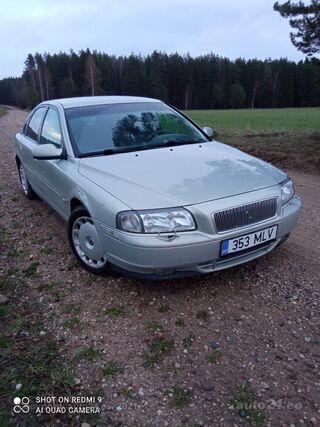 Volvo S80 2.4 125kW