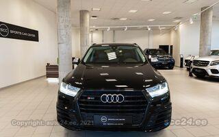 Audi SQ7 Quattro 4.0 V8 TDI 320kW