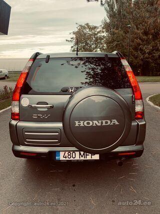 Honda CR-V Facelift-Traveling Edition 2.0 110kW