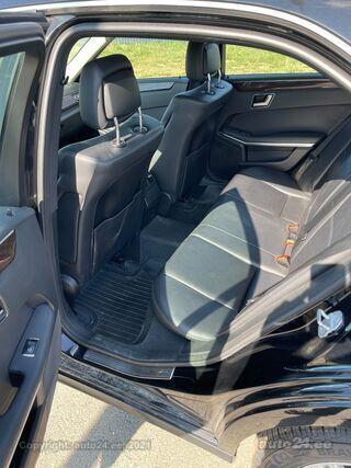 Mercedes-Benz E 200 NGT 1.8 120kW