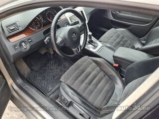 Volkswagen Passat CC 3.6 VR6 224kW