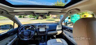 Subaru Outback AWD CVT Summit 2.5 i 129kW