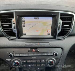 Kia Sportage 1.7 D4FD 85kW