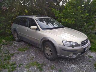 Subaru Outback 2.5 R4 121kW