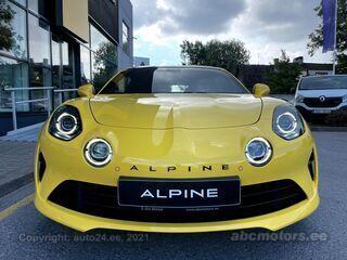 Alpine A110 Color Edition 2020 1.8 215kW
