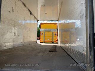 Krone Istrail 3-AXLE SIDE OPENING
