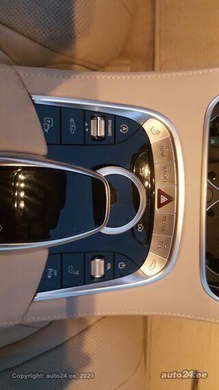 Mercedes-Benz S 350 Long 4 Matic 2.9 210kW
