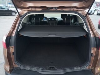 Ford Focus Turnier 2.0 85kW