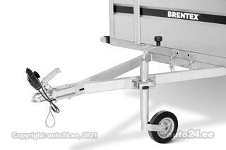 Brentex-Trailer kastihaagis BREN-2512 keevisraamil