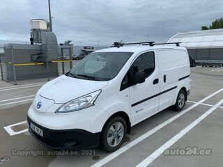 Nissan NV200 Premium 80kW
