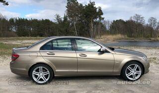 Mercedes-Benz C 200 KOMPRESSOR 1.8 R4 135kW