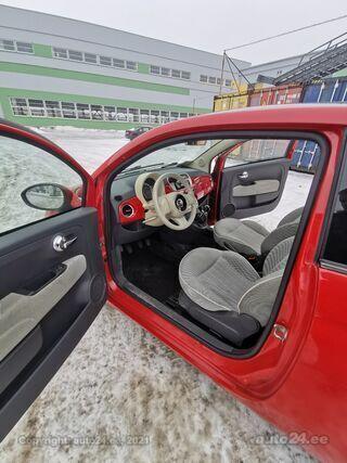 Fiat 500 1.3 55kW