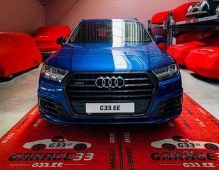Audi Q7 S Line 3.0 200kW
