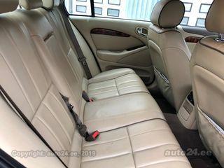 Jaguar S-Type EXECUTIVE 2.7 V6 TDI 152kW